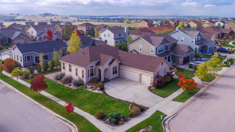 Aerial Photography in Colorado Springs