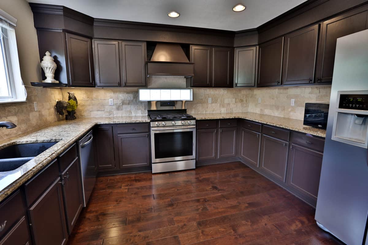 Kitchen Photography in Colorado Springs