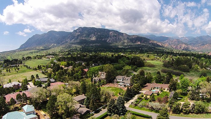 Aerial Photography and Video Colorado Springs
